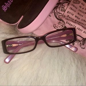 Juicy Couture 💕 Two-Tone Eyeglasses
